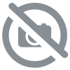Coussin Golden Rain Coloris Coussins Elitis : Rain black star - CO 150 89 02